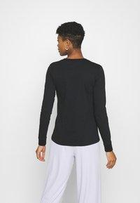 Nike Sportswear - TEE - T-shirt à manches longues - black - 2