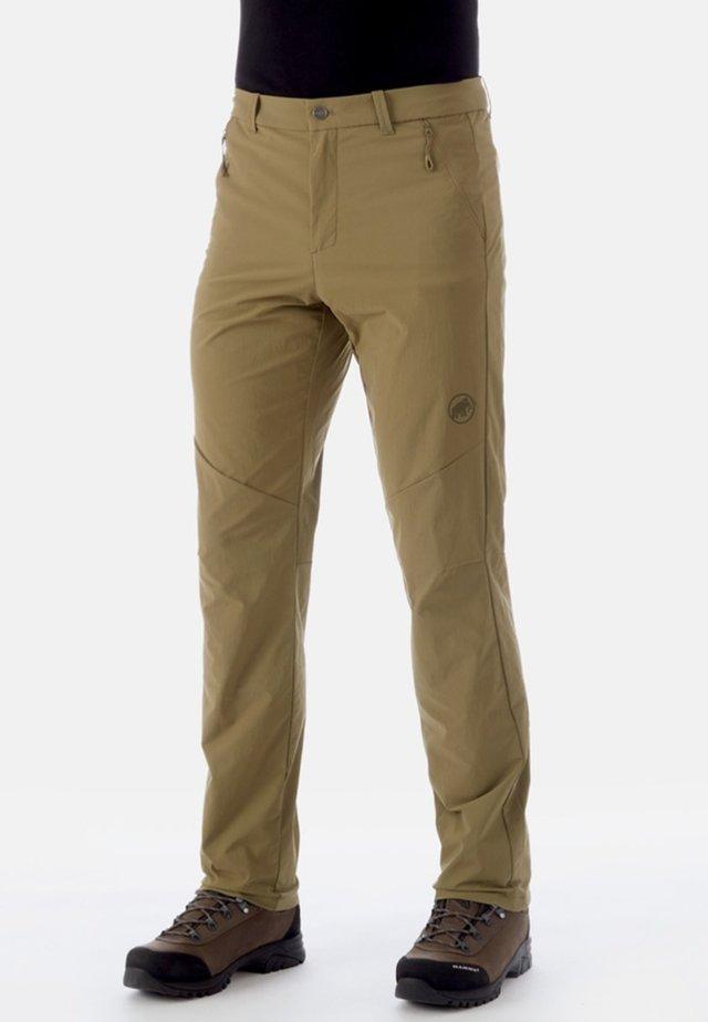 Snow pants - olive