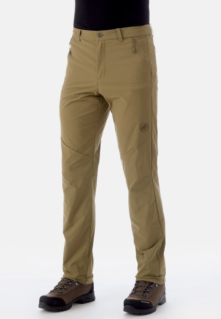 Mammut - Snow pants - olive