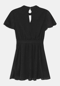 New Look 915 Generation - CHOKER DOBBY - Cocktail dress / Party dress - black - 1