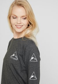 Billabong - HIGH TIDE - Long sleeved top - black - 3