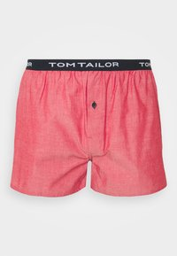 TOM TAILOR - 3 PACK - Boxer shorts - red - 4