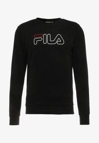 Fila - LIAM CREW - Sweatshirts - black - 3