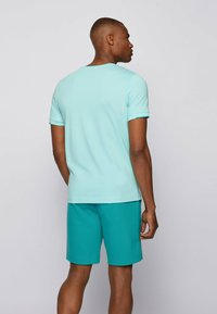 BOSS - Basic T-shirt - open blue - 2