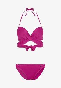 s.Oliver - SET - Bikini - purple - 5