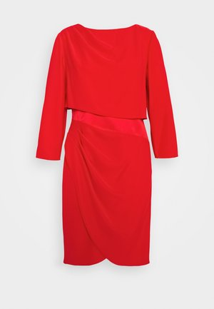 Cocktail dress / Party dress - rosso ribelle