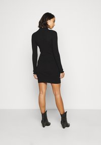 Fashion Union Petite - ASHLEE - Jumper dress - black - 2