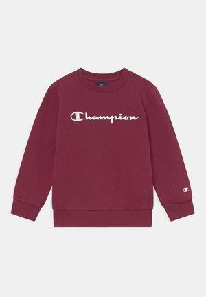 AMERICAN CLASSICS CREW NECK UNISEX - Sweatshirt - bordeaux