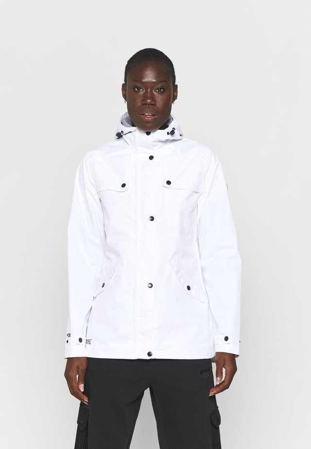 BERTILLE - Outdoor jacket - white