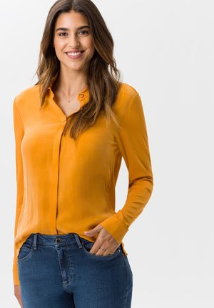STYLE VAL - Button-down blouse - butternut