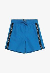 Calvin Klein Swimwear - MEDIUM DRAWSTRING - Badeshorts - imperial blue - 2