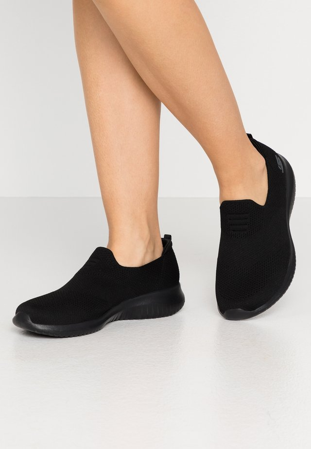 ULTRAFLEX - Slip-ons - black