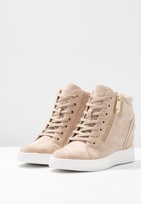 ALDO - AILANNA - High-top trainers - taupe - 4
