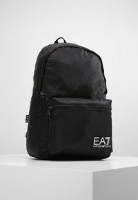 EA7 Emporio Armani - TRAIN PRIME BACKPACK  - Rucksack - nero - 0