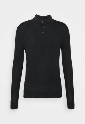 NOEL  - Strickpullover - black