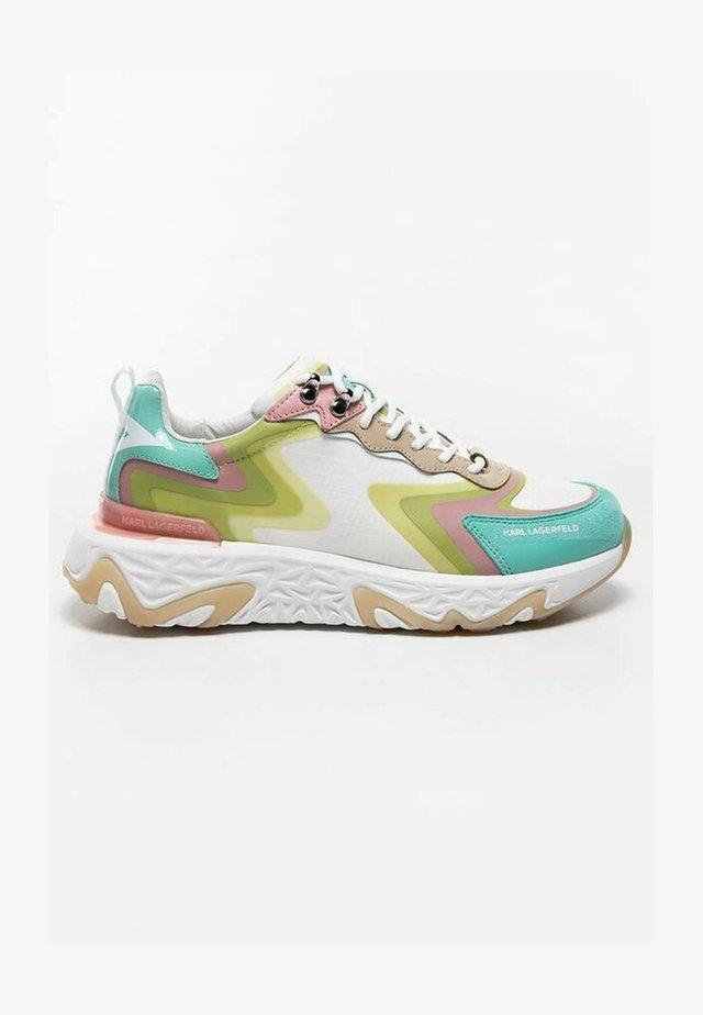 Sneakersy niskie - multicoloured