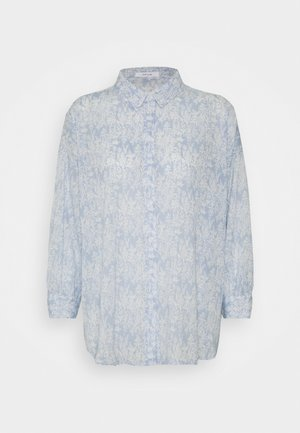 FILMA GARDEN - Button-down blouse - silent blue
