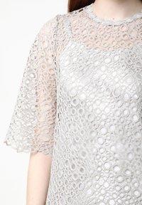 Madam-T - FIKERA - Cocktail dress / Party dress - grau - 4