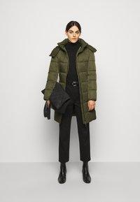 HUGO - FLEURIS - Winter coat - khaki - 1
