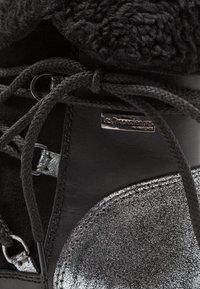 Les Tropéziennes par M Belarbi - MELISSA - Winter boots - noir - 2