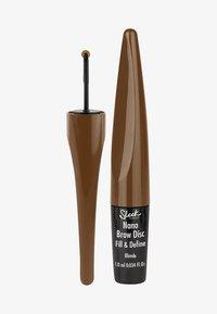 Sleek - NANO BROW DISC - Eyebrow pencil - blonde - 0