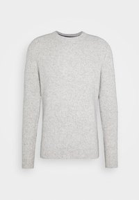 Superdry - HARLO  - Pullover - oil grey twist - 3