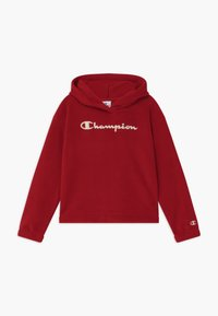 Champion - LEGACY AMERICAN CLASSICS HOODED - Hoodie - dark red - 0