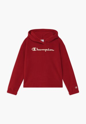 LEGACY AMERICAN CLASSICS HOODED - Huppari - dark red
