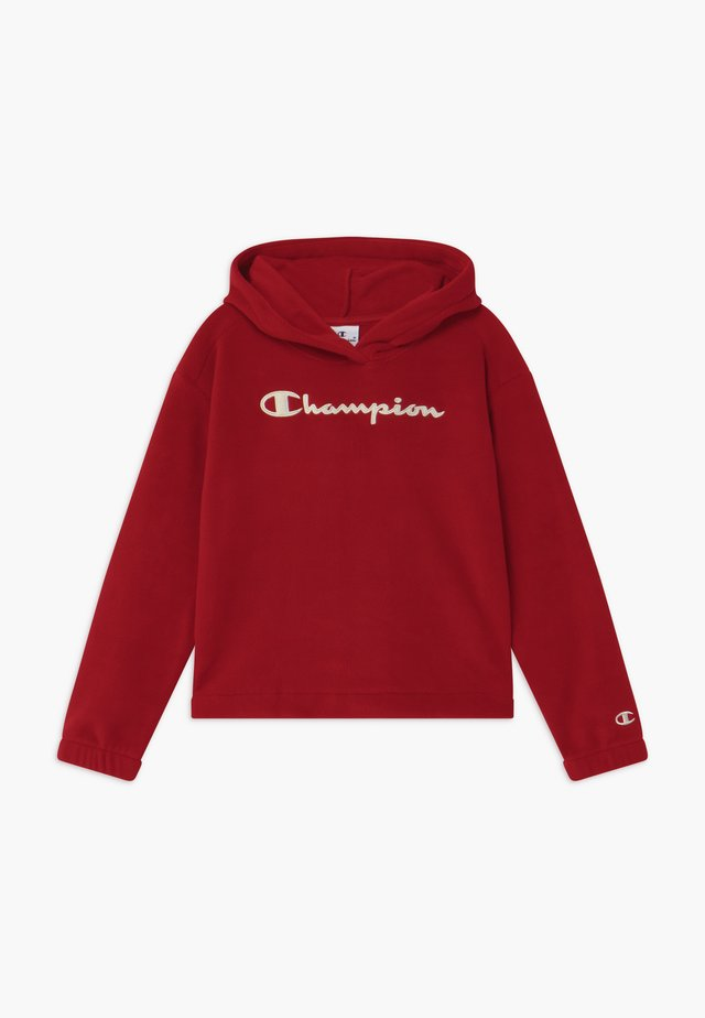 LEGACY AMERICAN CLASSICS HOODED - Hoodie - dark red