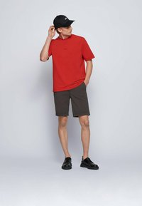 BOSS - Shorts - anthracite - 1