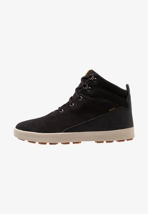 AUCKLAND WT TEXAPORE MID - Winter boots - black/beige