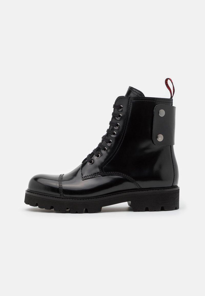 Zadig & Voltaire - MORISSON - Lace-up ankle boots - noir