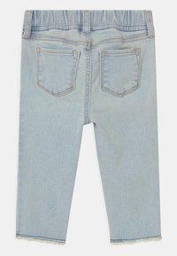 GAP - TODDLER GIRL MINNIE MOUSE ANKLE  - Slim fit jeans - blue denim - 1