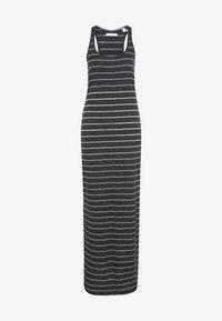 O'Neill - Vestito lungo - black with white - 12