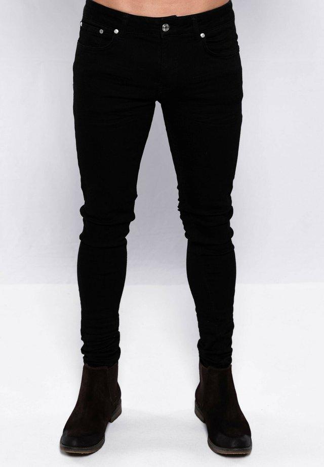BENJAMIN - Slim fit jeans - antra