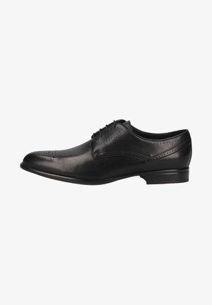 Stringate eleganti - black c