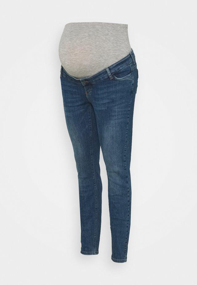 MLSAVANNA - Jeans Tapered Fit - light blue denim/wash