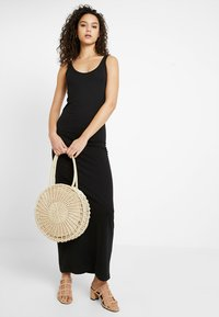 Vero Moda - VMNANNA ANCLE DRESS - Maxi dress - black - 1