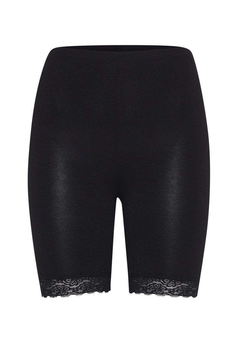 b.young - BYPAMULA  - Shorts - black