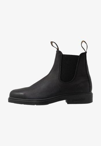 063 DRESS SERIES - Classic ankle boots - voltan black