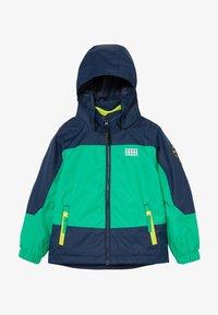 LEGO Wear - LWJOSHUA  3-IN-1 - Outdoor jacket - dark navy - 5