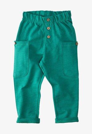 Teplákové kalhoty - dark green