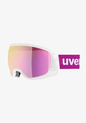 CONTEST FM - Ski goggles - white mat (s55013312)
