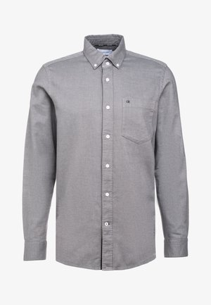 BUTTON DOWN - Košile - grey
