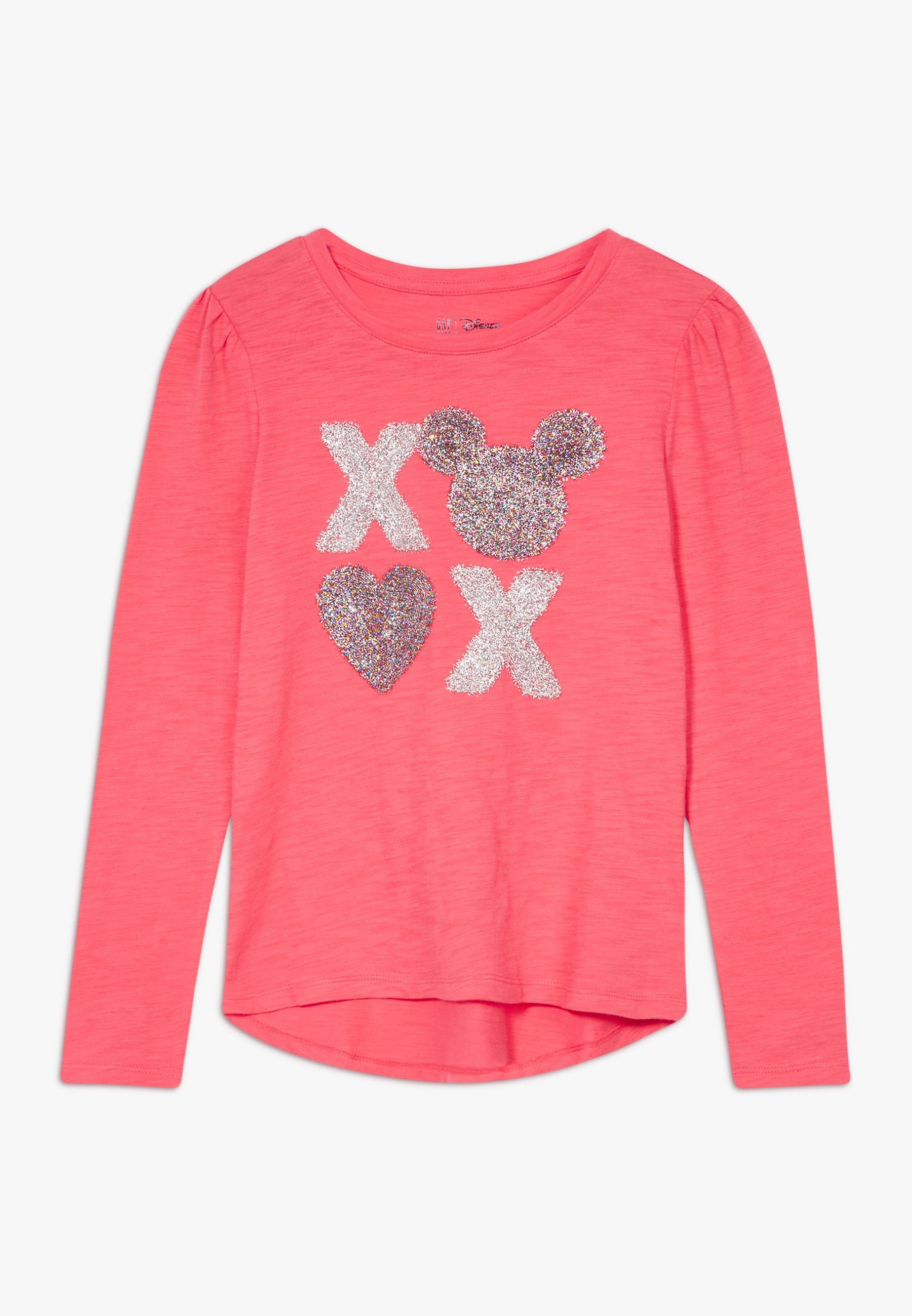 Große Förderung GAP GIRL LOVE - Langarmshirt - paradise pink | Damenbekleidung 2020