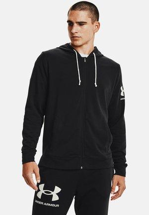 RIVAL TERRY FZ HD - Zip-up sweatshirt - black