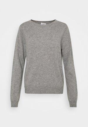 WOMENS - Jumper - grey heather melange