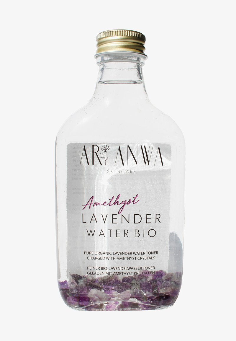 ARI ANWA Skincare - AMETHYST LAVENDELWASSER - Toner - weiß