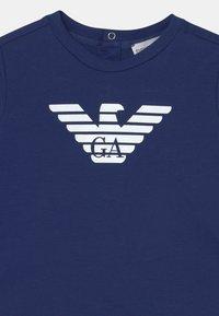 Emporio Armani - Long sleeved top - blue - 2