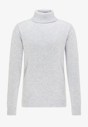 Pullover - hellgrau melange